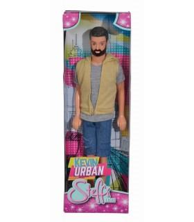 Papusa Kevin Urban Style Cu Hanorac