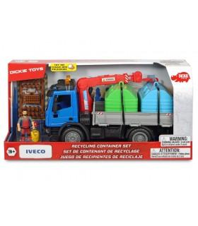 Centru Reciclare Cu Camion