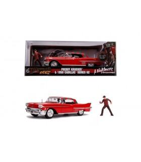 Freddy Krueger & 1958 Cadillac Series 62