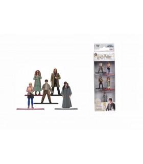 Harry Potter Set De 5 Figurine Metalice Scara 1:65
