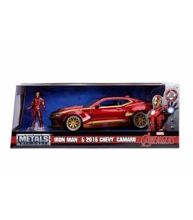 Iron Man & 2016 Chevy Camaro
