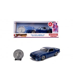 Billy's Chevy Camaro Z28 & Moneda de Colectie