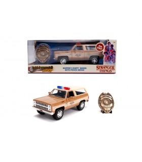 Hopper's Chevy Blazer & Insigna Politie