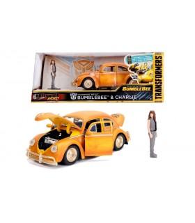 Transformers Volkswagen Beetle Scara 1:24