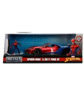 Ford GT Marvel Spider-Man 2017
