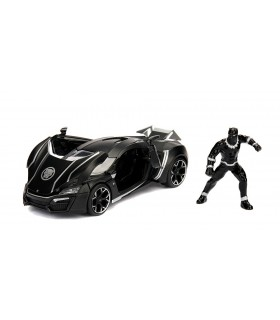 Black Panther & Lykan Hypersport