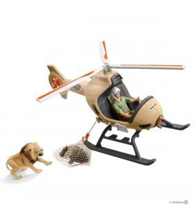 Salvarea Animalelor Cu Elicopterul