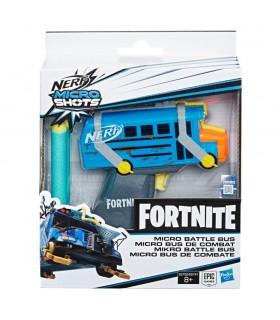Fortnite Battle Bus Nerf MicroShots