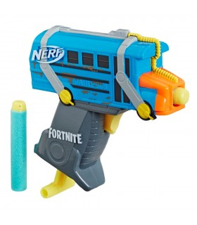 Fortnite Battle Bus Nerf MicroShots
