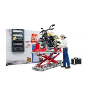 Atelier De Service Ducati Full Throttle