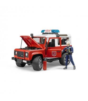 Masina De Pompieri Land Rover Defender