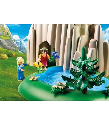 Heidi Si Lacul De Cristal