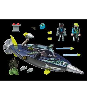Echipa S.H.A.R.K. Cu Submarin
