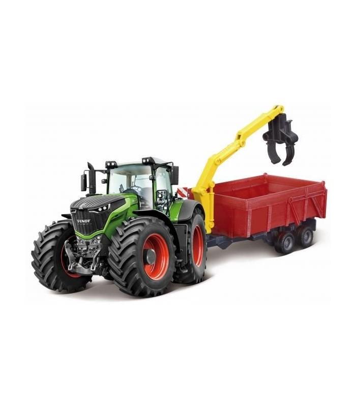 Tractor Fendt 1000 cu Remorca