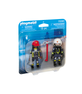 Set 2 Figurine - Pompieri