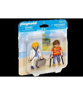 Set 2 Figurine - Doctor Si Pacient