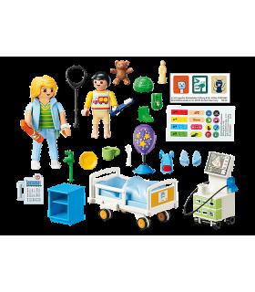 Camera Copiilor Din Spital