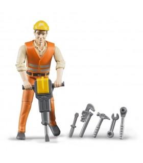 Muncitor Constructor Cu Pickamer