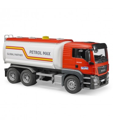 Camion MAN TGS Cu Cisterna