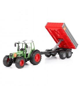 Tractor Fendt 209 S Cu Remorca Basculabila