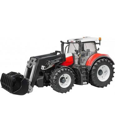 Tractor Steyr 6300 Terrus CVT Cu Incarcator Frontal