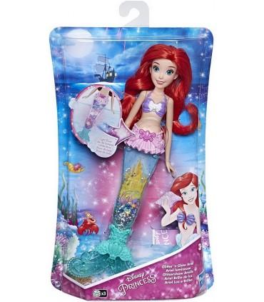 Printesa Ariel, Stralucitoare & Luminoasa