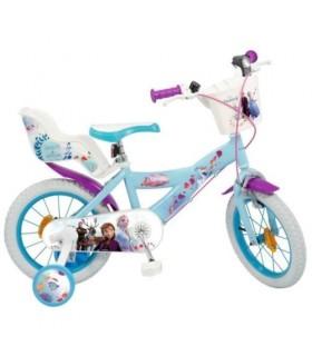 Bicicleta 14 inch, Frozen 2