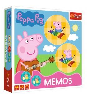 Joc Memo Peppa Pig