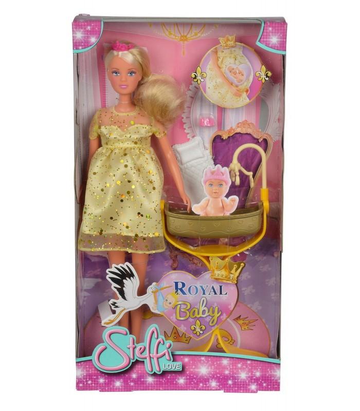 Steffi Royal Baby