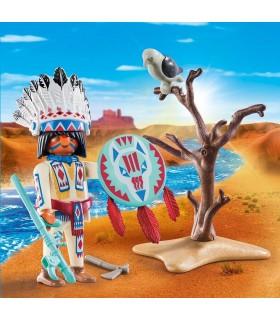 Figurina Indian
