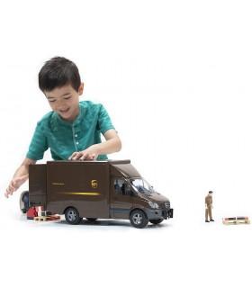 Mercedes Benz Sprinter UPS Cu Sofer Si Accesorii