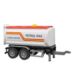 Remorca Cisterna Combustibil