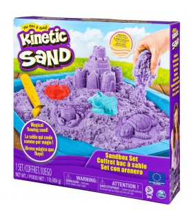 Kinetic Sand Set Complet Mov