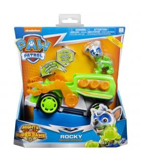 Super Eroul Rocky Cu Vehicul