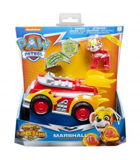 Super Eroul Marshall Cu Vehicul