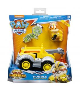 Super Eroul Rubble Cu Vehicul