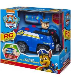 Chase Si Masina De Politie Radiocomandata