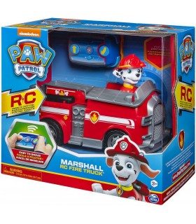 Marshall Si Masina De Pompieri Radiocomandata