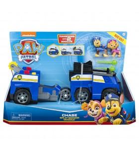 2In1 Split Second Chase Masina De Politie
