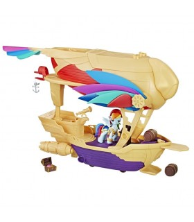 Aeronava De Pirati Luptatorul Plutitor
