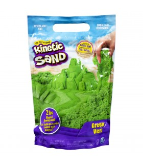 Kinetic Sand 900gr. Verde