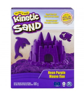 Kinetic Sand Deluxe, Mov Neon 680gr.