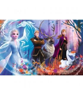 Frozen2 Lumea Magica, 100 Piese