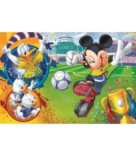 Mouse Pe Terenul De Sport, 100 Piese