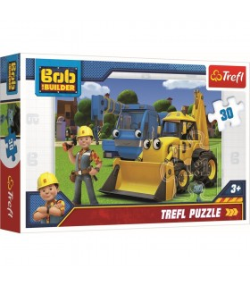 Bob Constructorul, 30 Piese