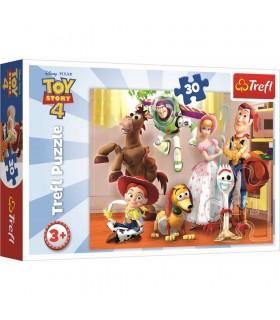 Toystory4 Pregatiti De Joaca, 30 Piese