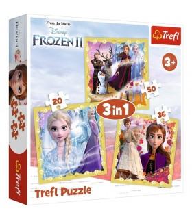 Frozen2 Ana Si Elsa, 3In1