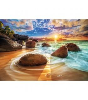 Plaja Samudra India, 1000 Piese