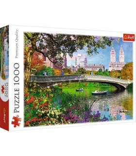 Central Park New York, 1000 Piese