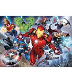 Avengers Rabunatorii, 200 Piese